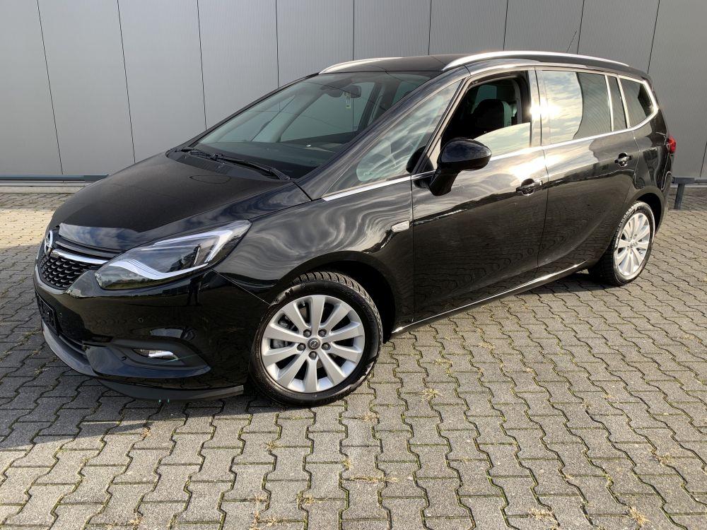 Opel Zafira 1.6 Turbo Innovation 7-Sitz Apple Carplay