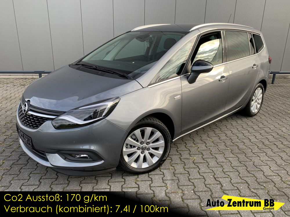 Opel Zafira 1.6 Turbo Innovation 7-Sitz Apple Carplay