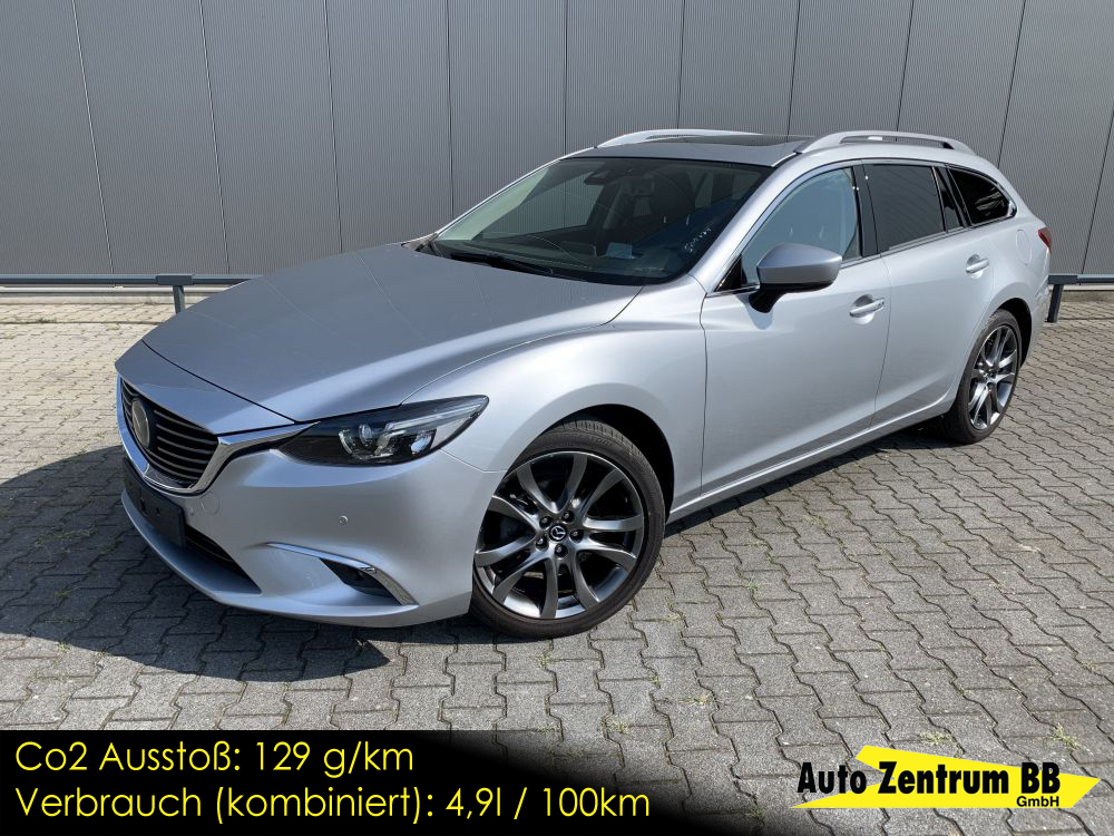 Mazda 6 2.2 AWD Kombi Nakama Intense Head-Up BOSE DAB