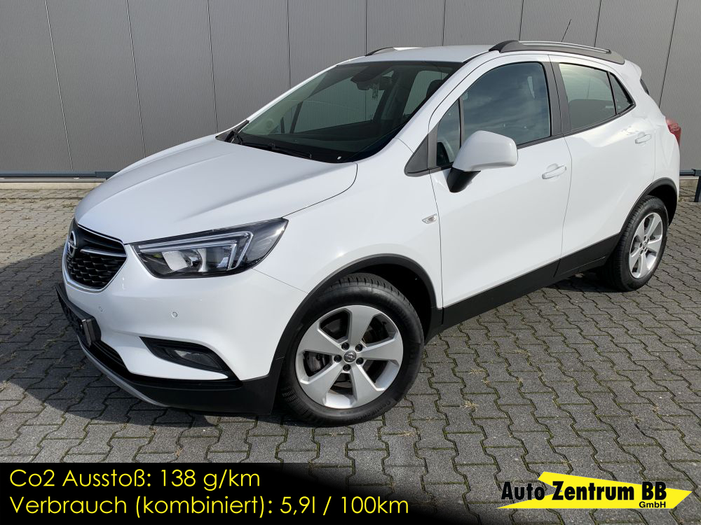 Opel Mokka X Innovation AppleCarplay PDC v/h