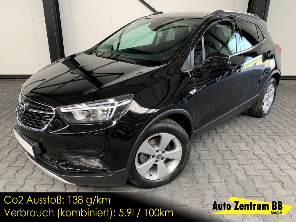 Opel Mokka X Innovation AppleCarplay R-Kamera Sitzhzg
