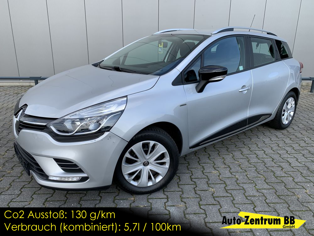 Renault Clio IV Grandtour 1.2 Limited Tempomat Allwetter