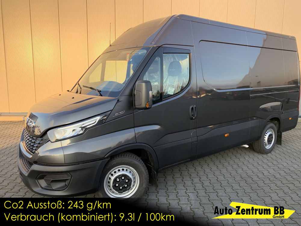 Iveco Daily 35S16 L2H2 Business Premium LED Lade-Paket