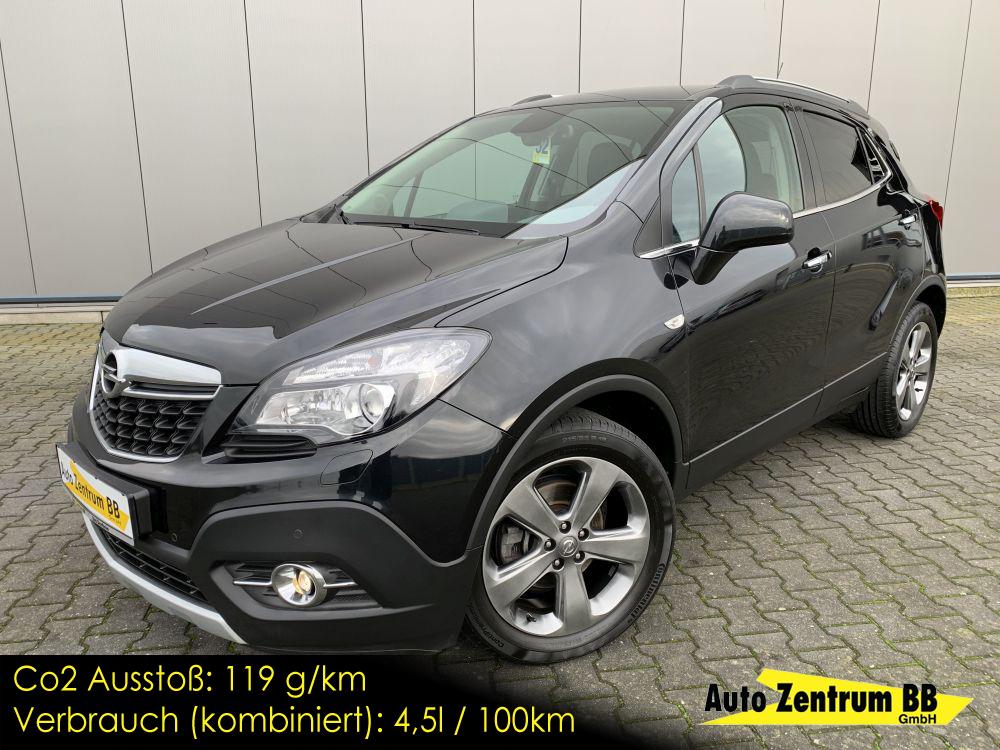 Opel Mokka 1.7 CDTI Innovation RückfahrKamera Tempomat
