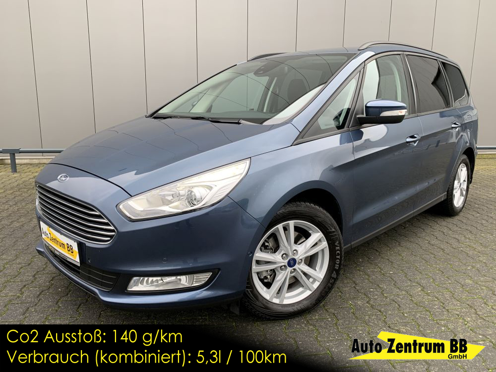 Ford Galaxy 2.0 EcoBlue Business Parkpilot 4Season