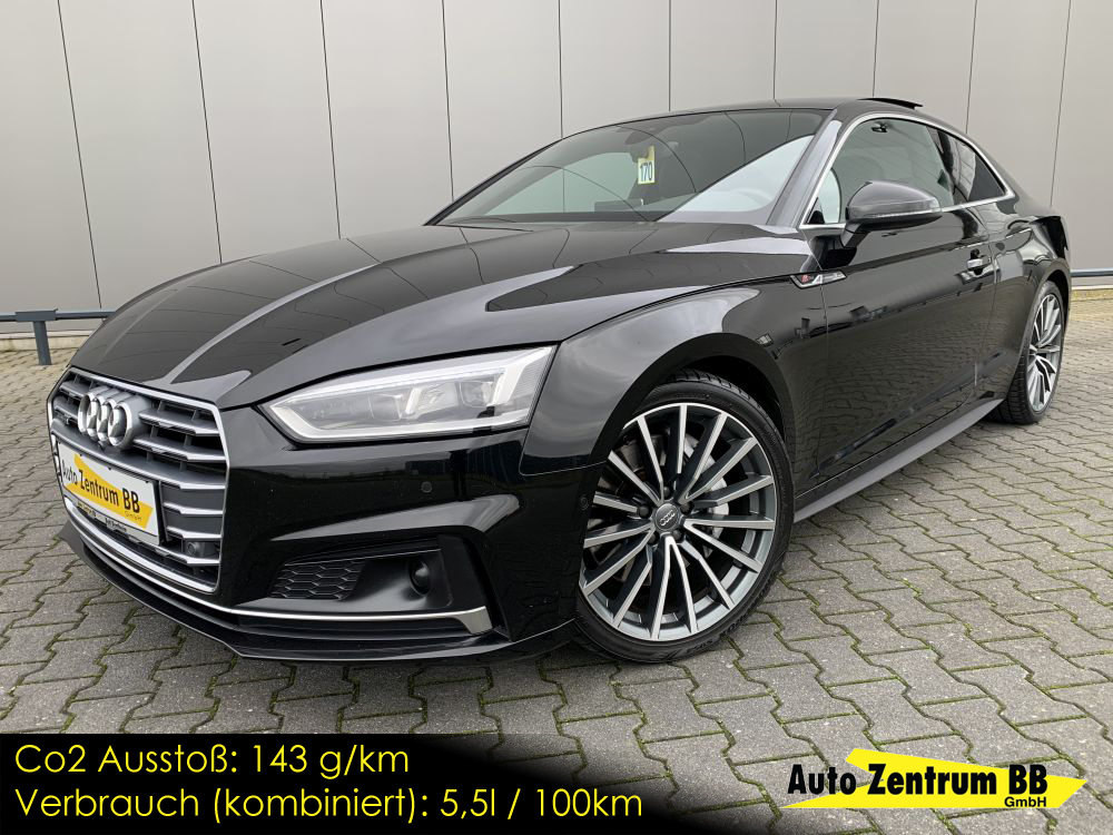 Audi A5 Coupe 3.0 TDI sport quattro Bang&Olufsen Pano