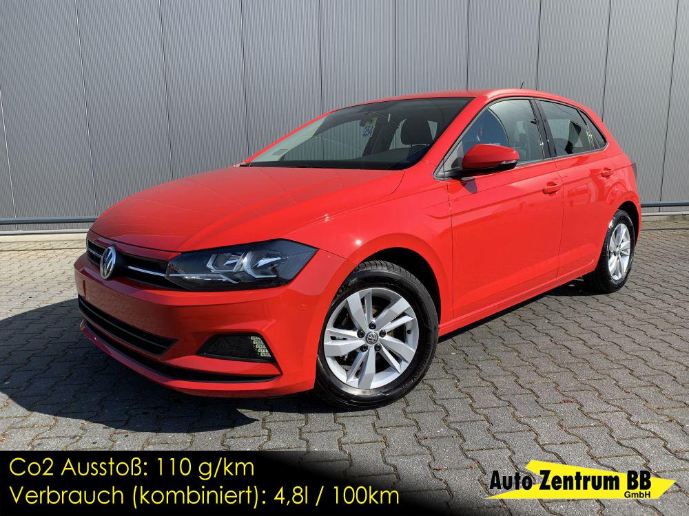Volkswagen Polo 1.0 Comfortline AppleCarplay FrontAssist