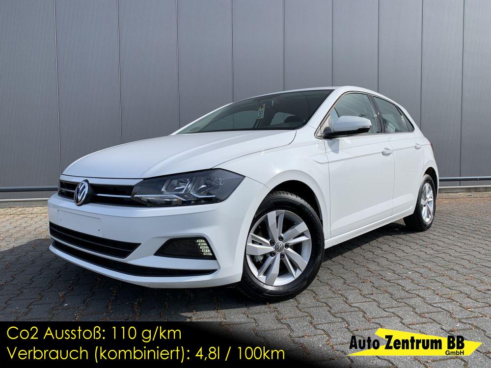 Volkswagen Polo 1.0 TSI Comfortline Tempomat AppleCarplay