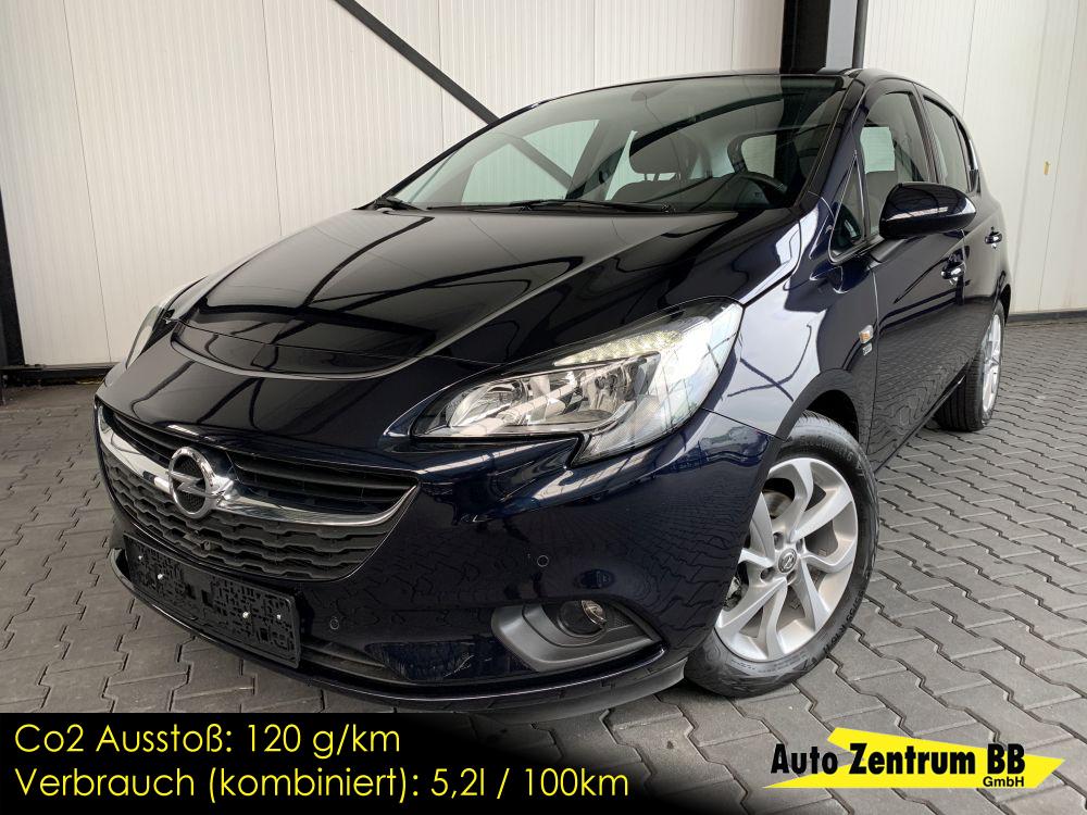 Opel Corsa 1.4 120 Jahre Carplay Rückfahrkamera Tempomat