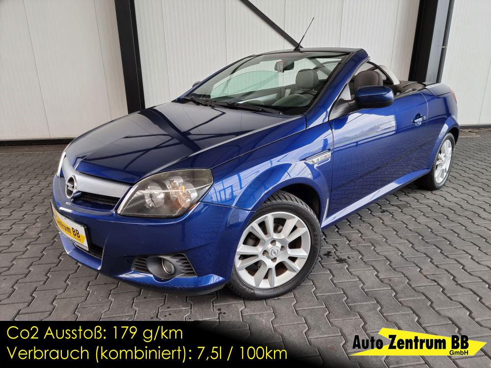 Opel Tigra Twin Top 1.8 Enjoy Klima 16″ 4Season