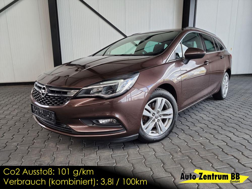 Opel Astra K ST Dynamic 4Season Lenkrad- & Sitzhzg