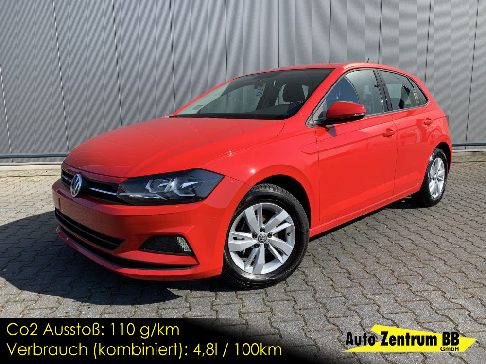 Volkswagen Polo 1.0 TSI Comfortline Carplay Tempomat CD